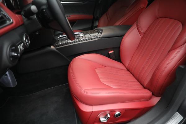 New 2021 Maserati Ghibli SQ4 GranLusso for sale Sold at Alfa Romeo of Westport in Westport CT 06880 15