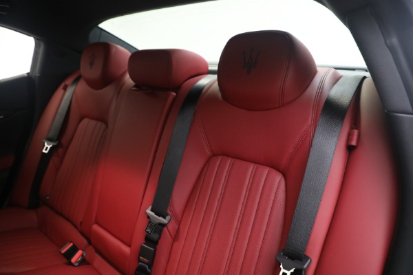 New 2021 Maserati Ghibli SQ4 GranLusso for sale Sold at Alfa Romeo of Westport in Westport CT 06880 18