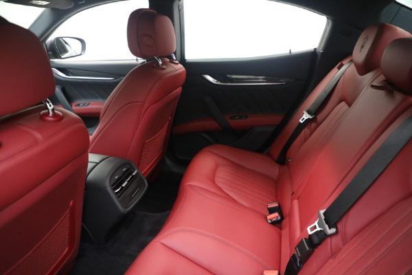 New 2021 Maserati Ghibli SQ4 GranLusso for sale Sold at Alfa Romeo of Westport in Westport CT 06880 19