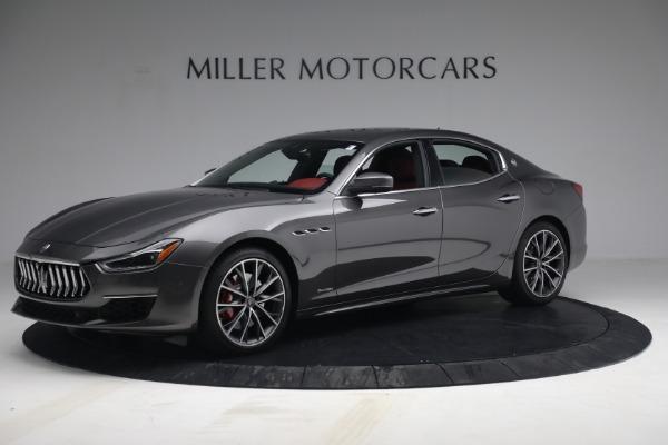 New 2021 Maserati Ghibli SQ4 GranLusso for sale Sold at Alfa Romeo of Westport in Westport CT 06880 2