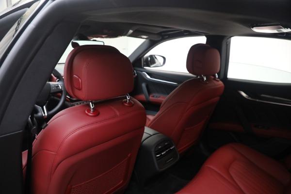 New 2021 Maserati Ghibli SQ4 GranLusso for sale Sold at Alfa Romeo of Westport in Westport CT 06880 20