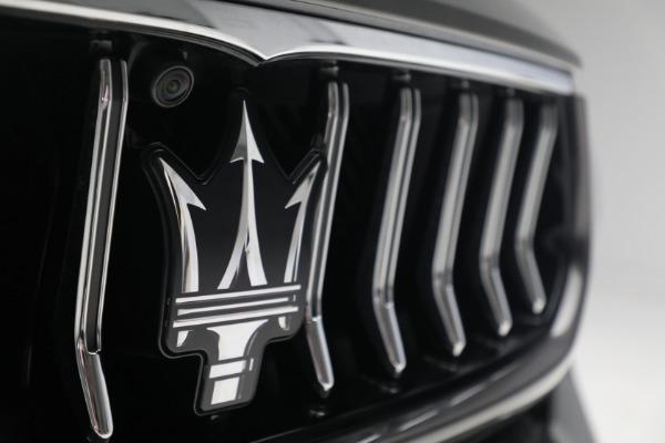New 2021 Maserati Ghibli SQ4 GranLusso for sale Sold at Alfa Romeo of Westport in Westport CT 06880 27