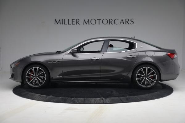 New 2021 Maserati Ghibli SQ4 GranLusso for sale Sold at Alfa Romeo of Westport in Westport CT 06880 3