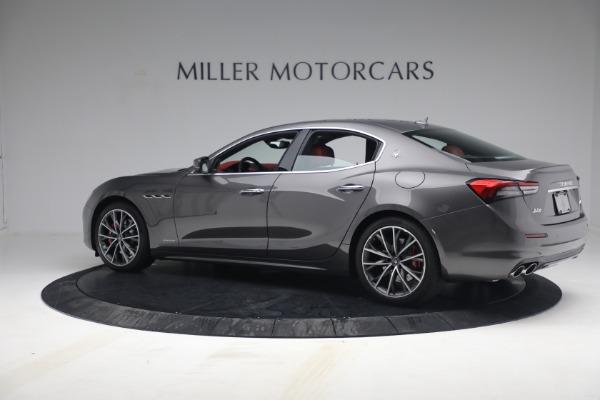New 2021 Maserati Ghibli SQ4 GranLusso for sale Sold at Alfa Romeo of Westport in Westport CT 06880 4