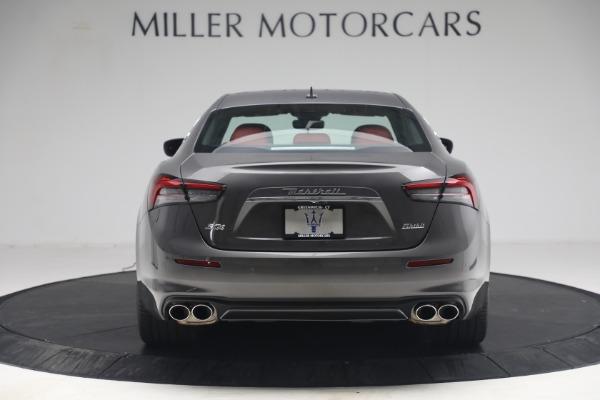 New 2021 Maserati Ghibli SQ4 GranLusso for sale Sold at Alfa Romeo of Westport in Westport CT 06880 6