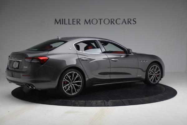 New 2021 Maserati Ghibli SQ4 GranLusso for sale Sold at Alfa Romeo of Westport in Westport CT 06880 8