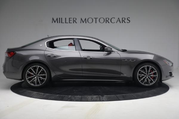 New 2021 Maserati Ghibli SQ4 GranLusso for sale Sold at Alfa Romeo of Westport in Westport CT 06880 9