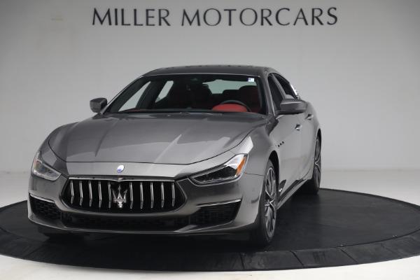 New 2021 Maserati Ghibli SQ4 GranLusso for sale Sold at Alfa Romeo of Westport in Westport CT 06880 1