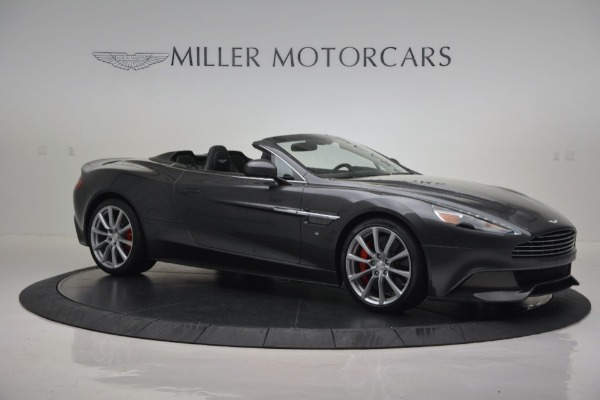New 2016 Aston Martin Vanquish Volante for sale Sold at Alfa Romeo of Westport in Westport CT 06880 10