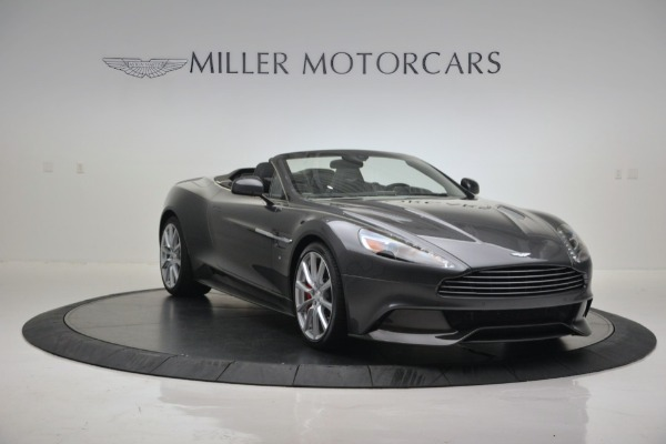 New 2016 Aston Martin Vanquish Volante for sale Sold at Alfa Romeo of Westport in Westport CT 06880 11