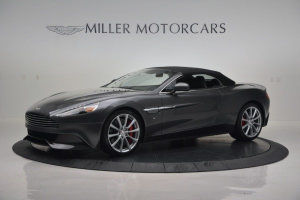 New 2016 Aston Martin Vanquish Volante for sale Sold at Alfa Romeo of Westport in Westport CT 06880 15