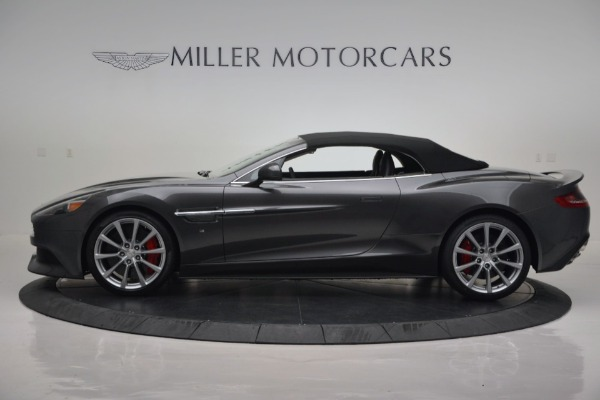 New 2016 Aston Martin Vanquish Volante for sale Sold at Alfa Romeo of Westport in Westport CT 06880 16