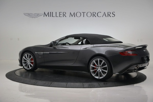 New 2016 Aston Martin Vanquish Volante for sale Sold at Alfa Romeo of Westport in Westport CT 06880 17
