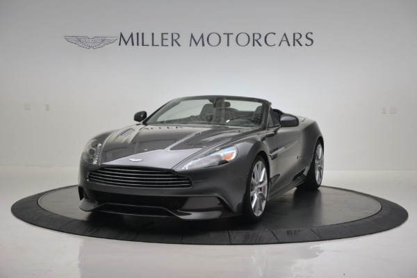 New 2016 Aston Martin Vanquish Volante for sale Sold at Alfa Romeo of Westport in Westport CT 06880 2