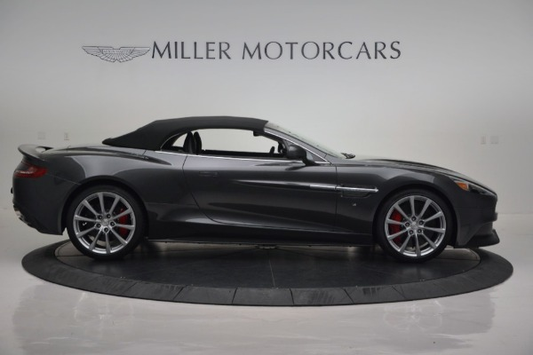 New 2016 Aston Martin Vanquish Volante for sale Sold at Alfa Romeo of Westport in Westport CT 06880 22