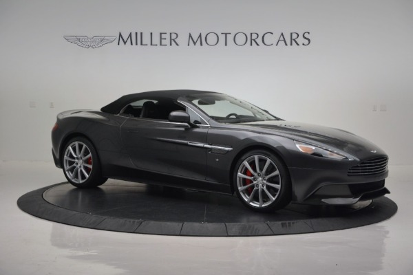 New 2016 Aston Martin Vanquish Volante for sale Sold at Alfa Romeo of Westport in Westport CT 06880 23
