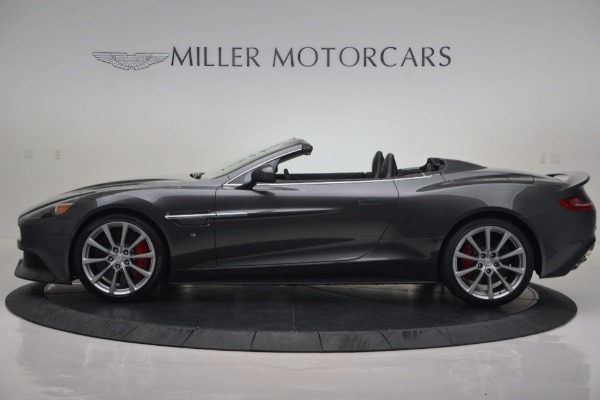New 2016 Aston Martin Vanquish Volante for sale Sold at Alfa Romeo of Westport in Westport CT 06880 3