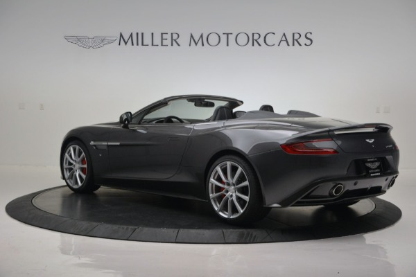 New 2016 Aston Martin Vanquish Volante for sale Sold at Alfa Romeo of Westport in Westport CT 06880 4