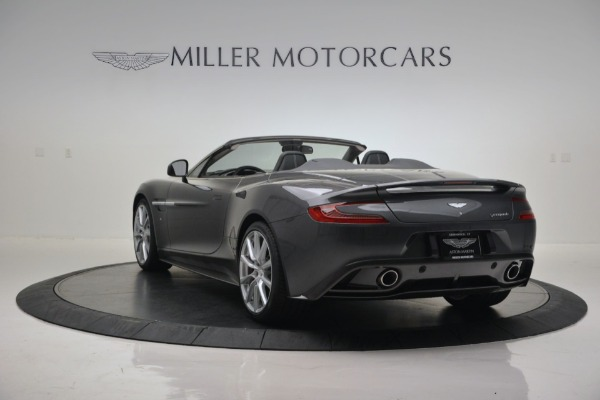 New 2016 Aston Martin Vanquish Volante for sale Sold at Alfa Romeo of Westport in Westport CT 06880 5