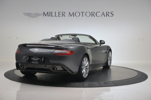 New 2016 Aston Martin Vanquish Volante for sale Sold at Alfa Romeo of Westport in Westport CT 06880 7