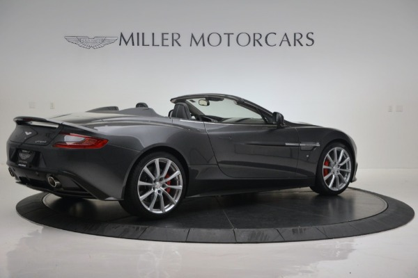 New 2016 Aston Martin Vanquish Volante for sale Sold at Alfa Romeo of Westport in Westport CT 06880 8