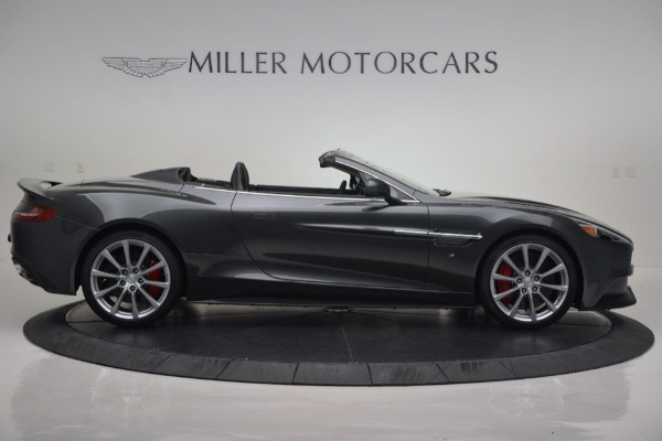 New 2016 Aston Martin Vanquish Volante for sale Sold at Alfa Romeo of Westport in Westport CT 06880 9