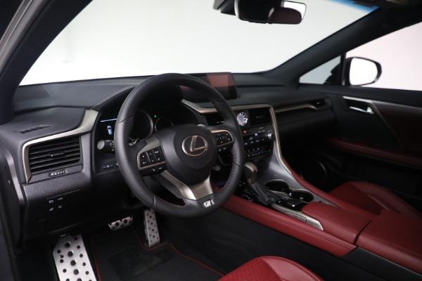 Used 2018 Lexus RX 350 F SPORT for sale $46,500 at Alfa Romeo of Westport in Westport CT 06880 13