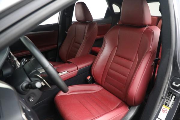 Used 2018 Lexus RX 350 F SPORT for sale $46,500 at Alfa Romeo of Westport in Westport CT 06880 15