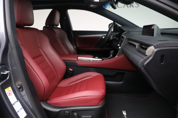 Used 2018 Lexus RX 350 F SPORT for sale $46,500 at Alfa Romeo of Westport in Westport CT 06880 19