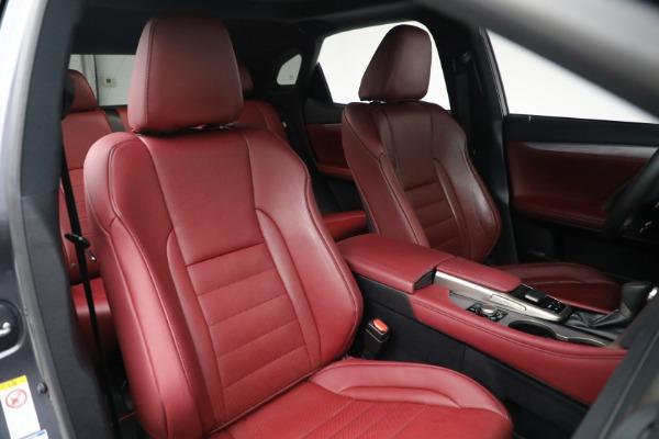 Used 2018 Lexus RX 350 F SPORT for sale $46,500 at Alfa Romeo of Westport in Westport CT 06880 20