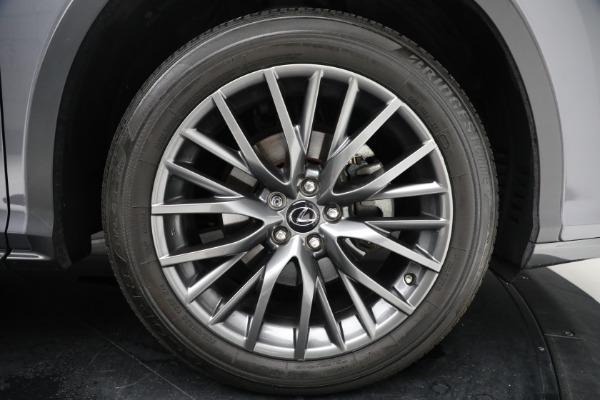 Used 2018 Lexus RX 350 F SPORT for sale $46,500 at Alfa Romeo of Westport in Westport CT 06880 27