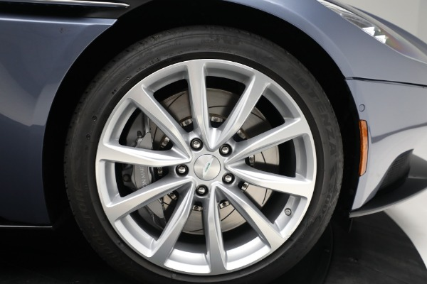 Used 2018 Aston Martin DB11 V12 for sale $164,990 at Alfa Romeo of Westport in Westport CT 06880 19