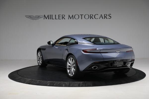 Used 2018 Aston Martin DB11 V12 for sale $164,990 at Alfa Romeo of Westport in Westport CT 06880 4