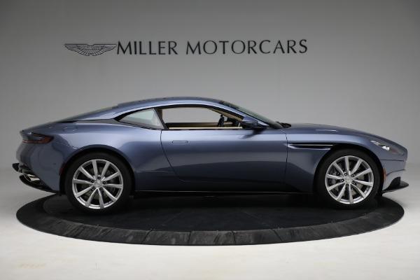 Used 2018 Aston Martin DB11 V12 for sale $164,990 at Alfa Romeo of Westport in Westport CT 06880 8