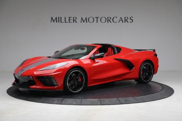 Used 2020 Chevrolet Corvette Stingray for sale Sold at Alfa Romeo of Westport in Westport CT 06880 2