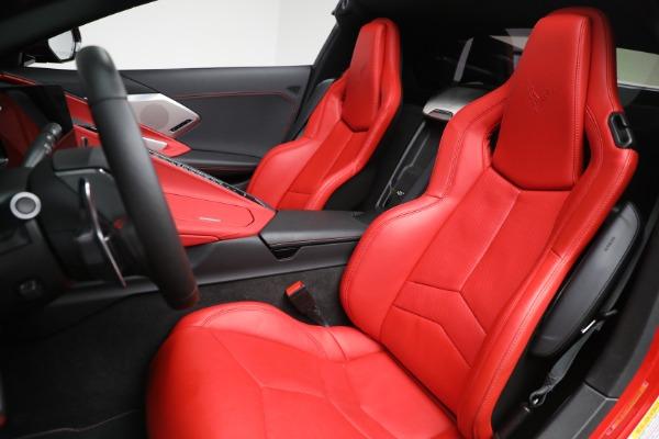 Used 2020 Chevrolet Corvette Stingray for sale Sold at Alfa Romeo of Westport in Westport CT 06880 20