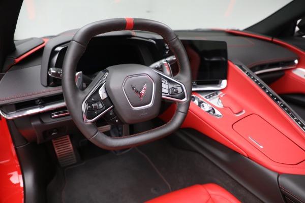 Used 2020 Chevrolet Corvette Stingray for sale Sold at Alfa Romeo of Westport in Westport CT 06880 21