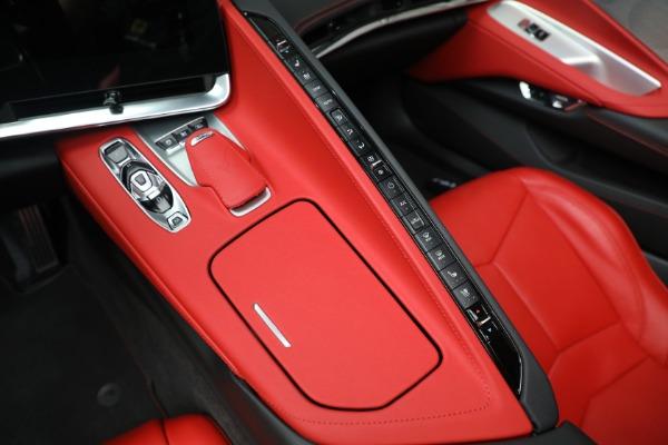 Used 2020 Chevrolet Corvette Stingray for sale Sold at Alfa Romeo of Westport in Westport CT 06880 22