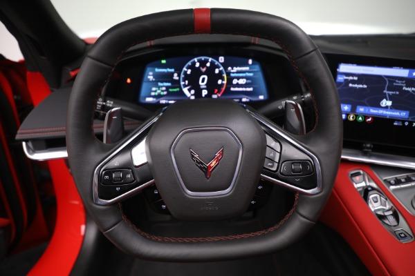 Used 2020 Chevrolet Corvette Stingray for sale Sold at Alfa Romeo of Westport in Westport CT 06880 23