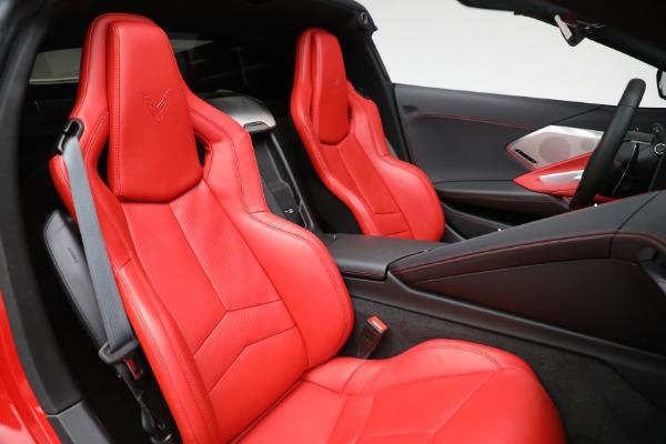 Used 2020 Chevrolet Corvette Stingray for sale Sold at Alfa Romeo of Westport in Westport CT 06880 24