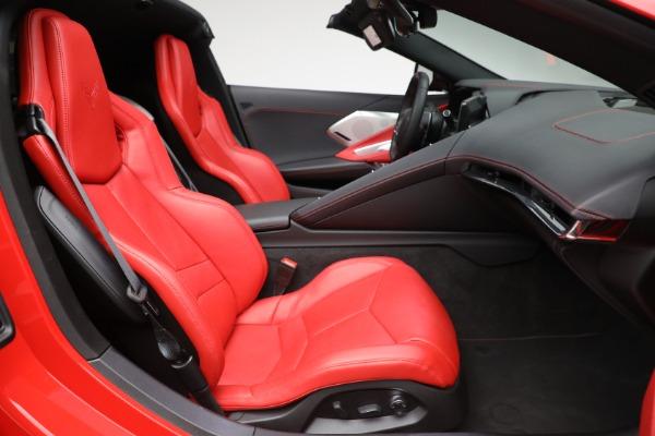 Used 2020 Chevrolet Corvette Stingray for sale Sold at Alfa Romeo of Westport in Westport CT 06880 25