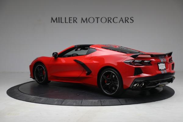 Used 2020 Chevrolet Corvette Stingray for sale Sold at Alfa Romeo of Westport in Westport CT 06880 4