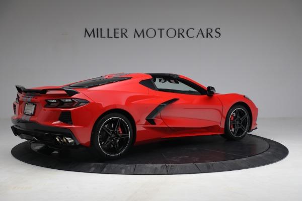 Used 2020 Chevrolet Corvette Stingray for sale Sold at Alfa Romeo of Westport in Westport CT 06880 9