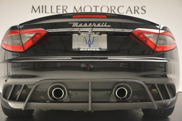 Used 2013 Maserati GranTurismo MC for sale Sold at Alfa Romeo of Westport in Westport CT 06880 21