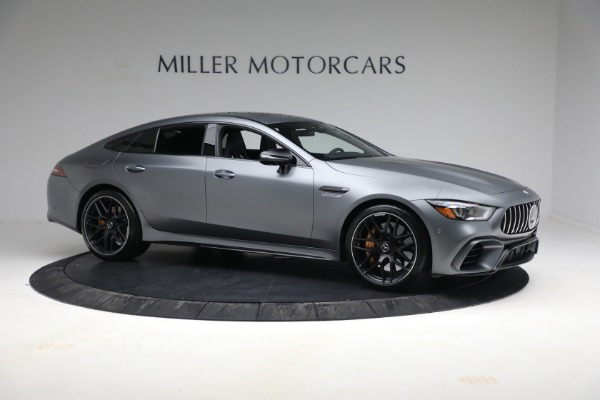Used 2019 Mercedes-Benz AMG GT 63 for sale Call for price at Alfa Romeo of Westport in Westport CT 06880 10
