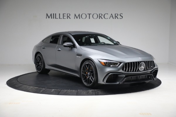 Used 2019 Mercedes-Benz AMG GT 63 for sale Call for price at Alfa Romeo of Westport in Westport CT 06880 11