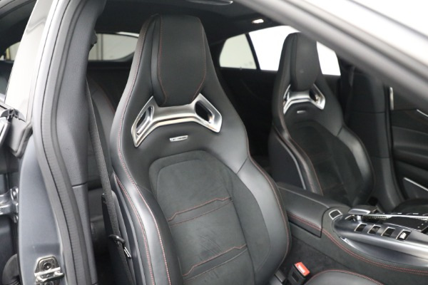Used 2019 Mercedes-Benz AMG GT 63 for sale Call for price at Alfa Romeo of Westport in Westport CT 06880 22