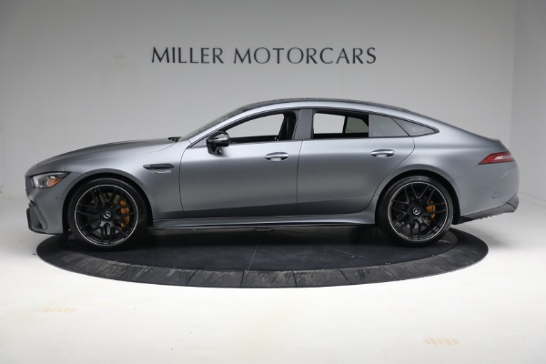 Used 2019 Mercedes-Benz AMG GT 63 for sale Call for price at Alfa Romeo of Westport in Westport CT 06880 3