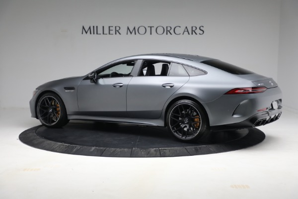 Used 2019 Mercedes-Benz AMG GT 63 for sale Call for price at Alfa Romeo of Westport in Westport CT 06880 4