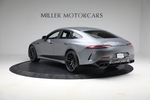 Used 2019 Mercedes-Benz AMG GT 63 for sale Call for price at Alfa Romeo of Westport in Westport CT 06880 5